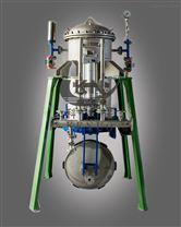 气动式直排压滤机(自动式、半自动式)