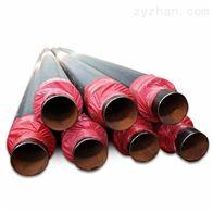 砀山县钢套钢架空蒸汽保温管
