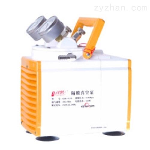 两用型隔膜真空泵