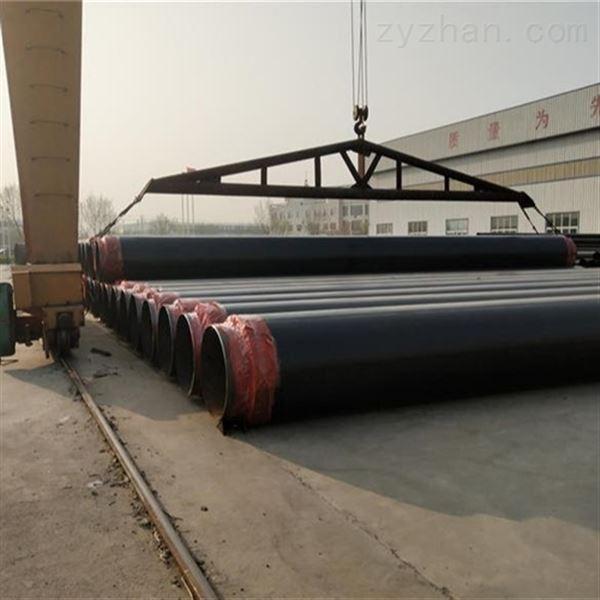 钢套钢架空式复合蒸汽保温管