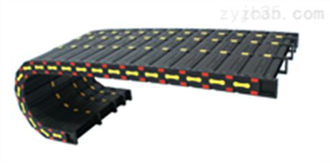 重庆桥式塑料尼龙拖链
