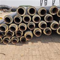 管径377塑套钢聚氨酯直埋保温管