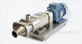 QGSLGP-3不锈钢双螺杆泵