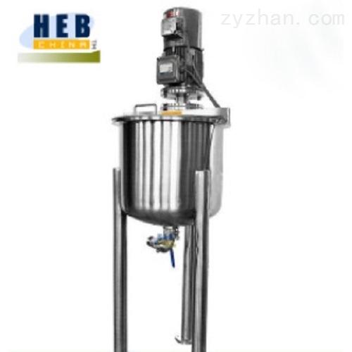 高剪切分散乳化机+反应釜套装