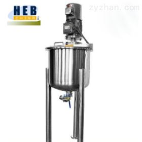 A90-50L高剪切分散乳化机+反应釜套装