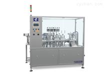 自动4工位检测试剂灌装封口机
