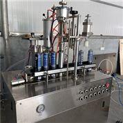 新全自动自喷漆生产灌装设备