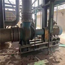 二十吨三效强制循环蒸发器出售