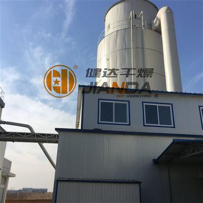 LPG离心喷雾增白剂喷雾干燥机