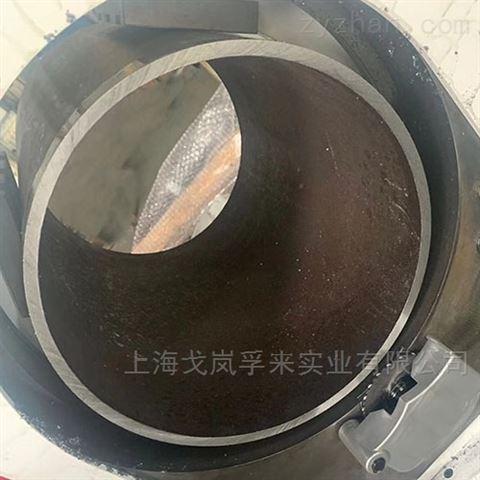 不锈钢电子芯片厂管道自动切割机