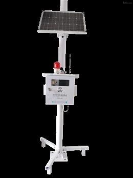 无组织排放监控系统实时监测有害气体浓度