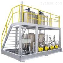 加藥裝置用于石油和天然氣行業