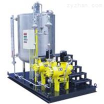 加藥裝置應用于煉油廠