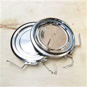 常壓橢圓方形人孔衛生級304食品級罐頂人孔
