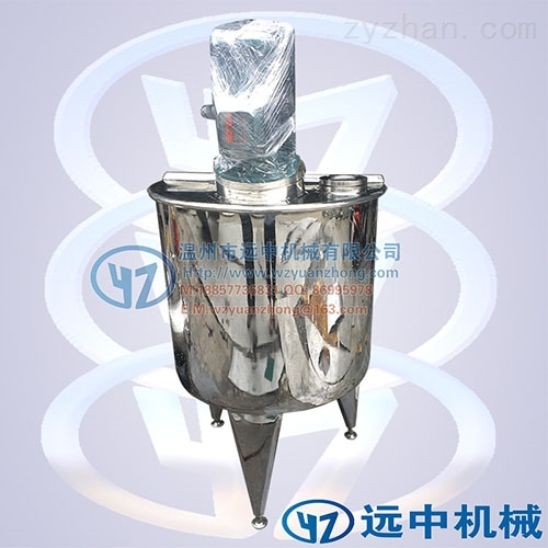 电加热 不锈钢蒸汽加热反应釜