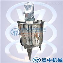 電加熱 不銹鋼蒸汽加熱反應釜