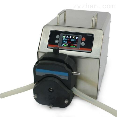 WG600F工业智能蠕动泵