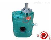 CB-B600~1000型低噪音大流量齒輪泵(橢圓形)