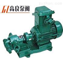 KCB型鑄鐵齒輪油泵
