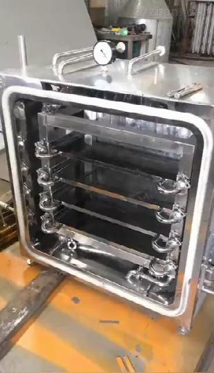天煌真空烘箱带酒精溶剂回收