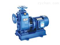 ZW型無堵塞污水排污式自吸泵