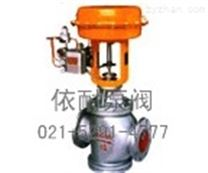 氣動薄膜直通單座、雙座調節閥