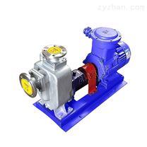 ZW自吸式污水泵