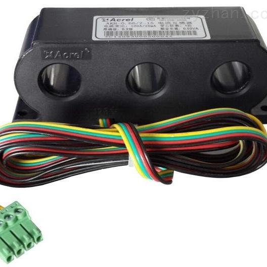三相电流互感器AKH-0.66 Z-3*Φ15