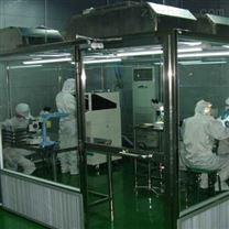 万级/10000级钢化玻璃板洁净棚