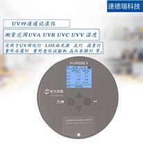 UV-SPEEDRE 4 四通道UV能量计