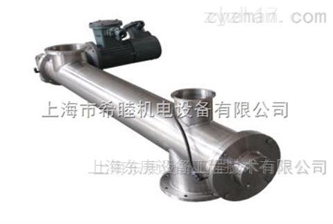 螺杆输送或双螺旋设备的功能