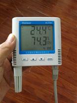 北京盛世宏博POE供电的以太网温湿度传感器