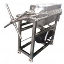 CXAS-1型4平板框压滤机