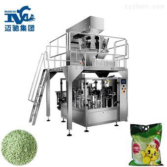 豆腐猫砂包装机