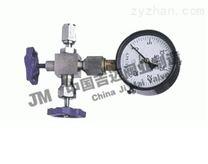 J29H壓力表針型閥