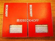 南京经销BECKHOFF KL4001 KL4002