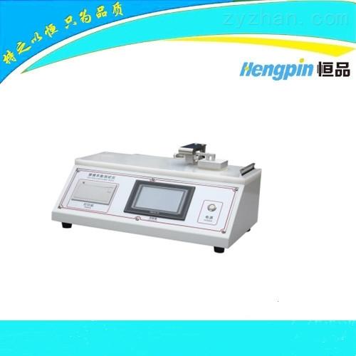 橡胶摩擦系数试验机