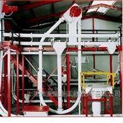 管鏈式輸送設備的工作原理