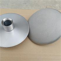 钛曝气头-臭氧曝气-半球型曝气器