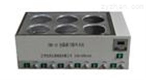 EMS-30恒温磁力搅拌水浴槽 (双列六孔)