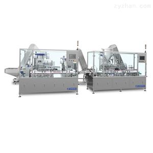 YS-ZGL-150全自动凝胶管四件套组装灌装生产线