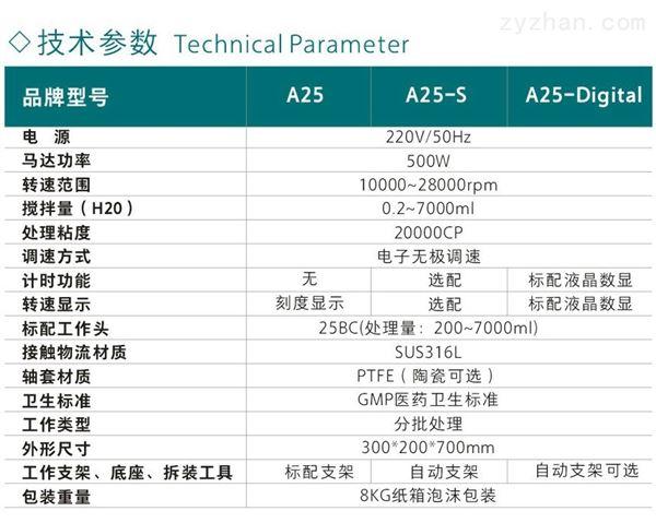上海欧河乳化分散机|实验室匀浆机