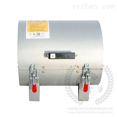 开启式管式电阻炉
