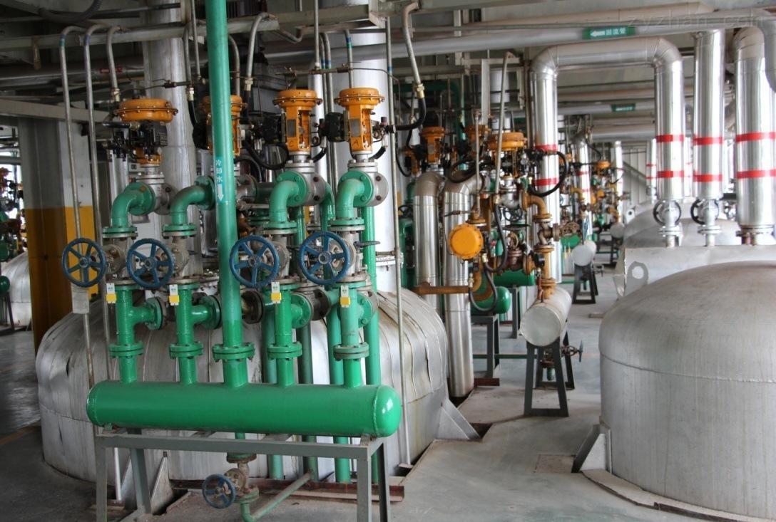 环氧树脂生产线设备以及带点控制的工艺流程