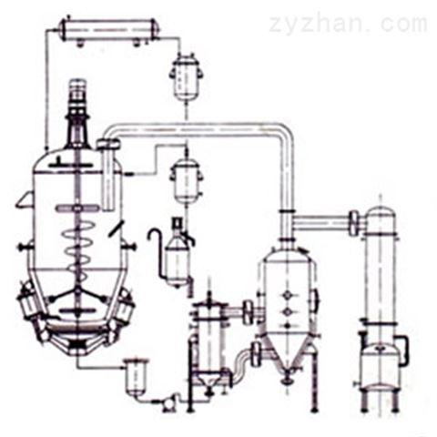动态热回流提取浓缩机