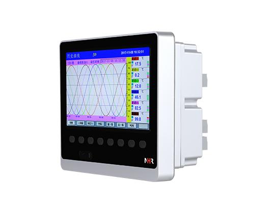 虹润NHR-6800系列彩色无纸记录仪的常见问题与处理方法
