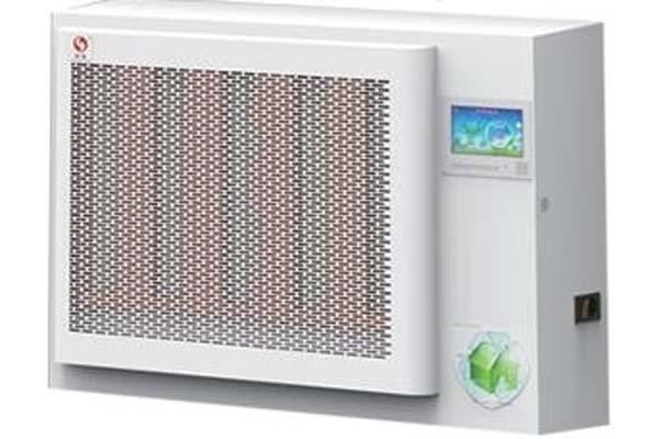 帅迪医疗推出全新一代无管道新风系统,有效阻止雾霾对室内的侵袭