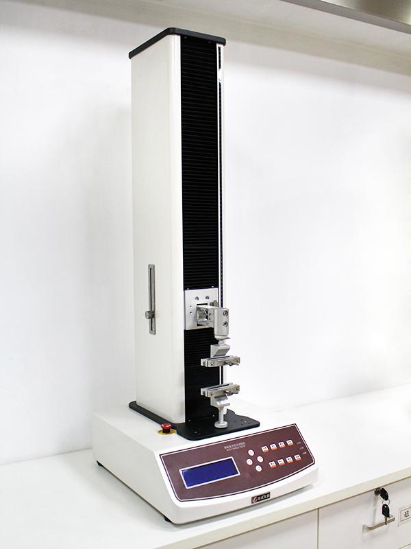 测试胶塞穿刺力赛成小型智能拉力机