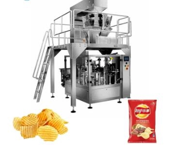 全自动休闲食品包装机