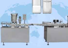 西林瓶灌装机